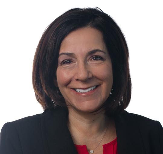 Liz Warren EVP of Human Resources ESC PEO