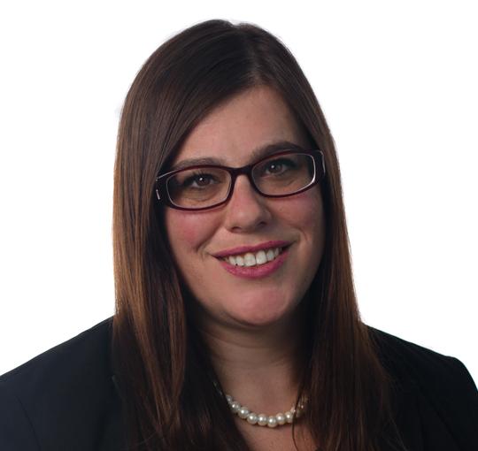 Rachael Brown Director of Business Development ESC